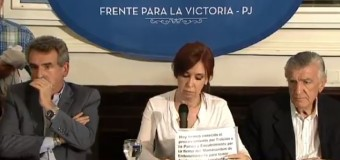 PERSECUCIÓN POLÍTICA – Régimen | Cristina Fernández presentó un escrito en Comodoro Py y dejó con las ganas de show a Bonadío.