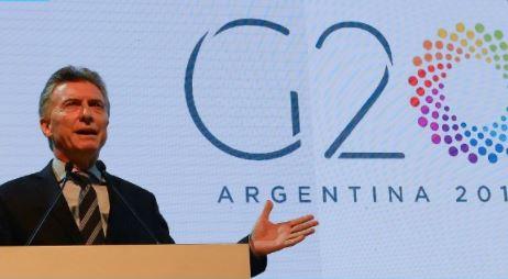 Macri no dejó entrar a las ONGs al encuentro del G-20 en Buenos Aires.