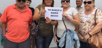 BUENOS AIRES – Régimen | Crecen los apoyos al Intendente Mario Secco ante los ataques de María Vidal.