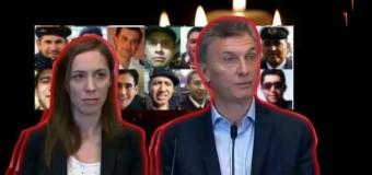 TRAGEDIA – ARA San Juan | A pesar de que ya pasaron más de 20 días, Macri no saludó a las familias de los submarinistas y se fue de vacaciones.