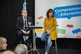 La Ministra Soledad Acuña encabeza la destrucción de los profesorados dispuesto por el PRO.