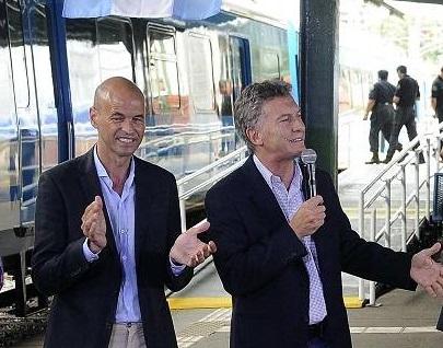 Dietrich anunció aumentos q ue favorecen a las empresas de Macri.
