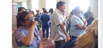 BUENOS AIRES – Régimen | Macri echa a 150 trabajadores del Hospital Posadas.
