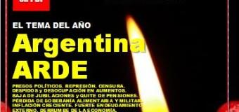 EL TEMA DEL AÑO – Revista ECO Informativo | La Argentina Arde.