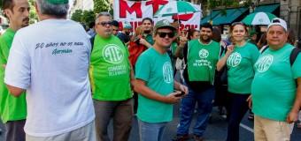 TRABAJADORES – Régimen | 21 F. Lugar de encuentro de las CTA.