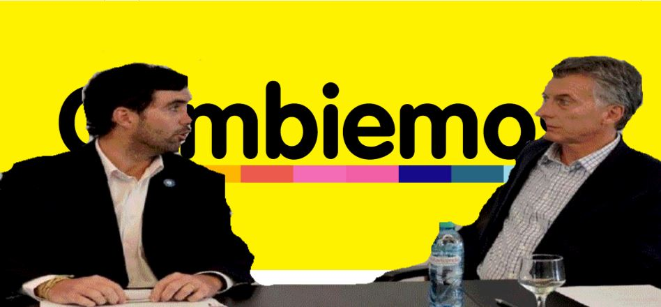 Emilio Basavilbaso y Mauricio Macri echarán 1.600 empleados del ANSES. El régimen achica áreas sensibles.