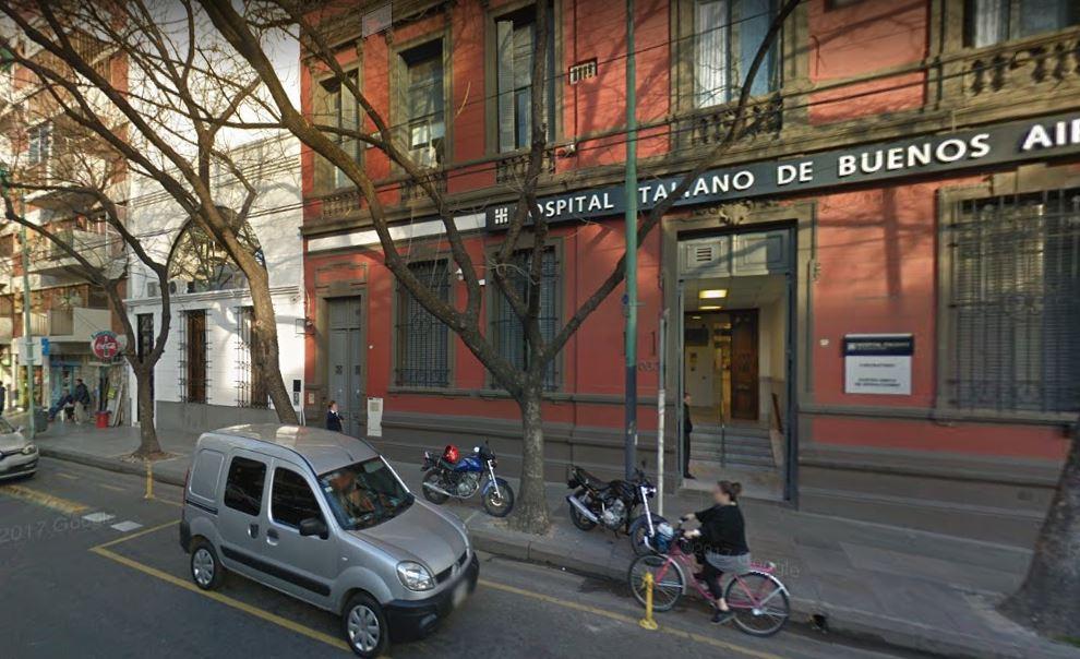 Pilcomayo_HospitalItaliano
