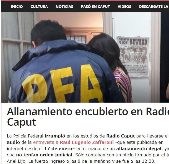 RadioCaput_allanamiento