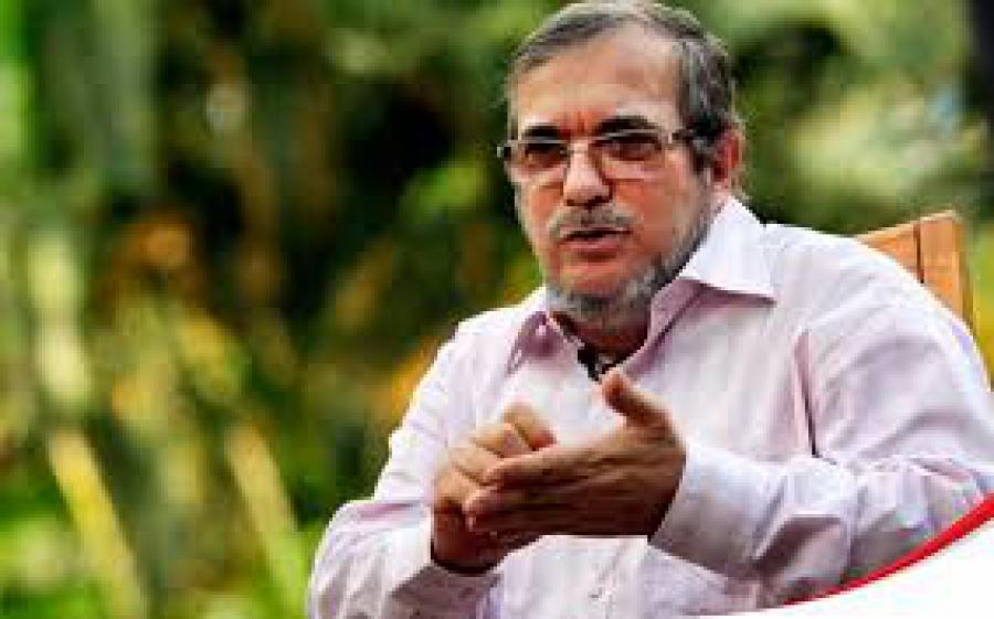 Rodrigo Londoño, alias Timochenko, líder de las FARC.