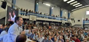 EDITORIAL – Buenos Aires | La re-unificación que construye el peronismo bonaerense le cambia la cancha a Vidal.