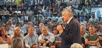 EDITORIAL – Peronismo | La re-unión del peronismo a nivel nacional pone muy tenso a Macri.