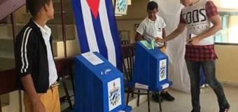 REGIÓN – Cuba | Con gran participación ciudadana se llevaron adelante las elecciones parlamentarias.