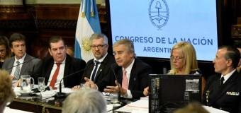 TRAGEDIA – ARA San Juan | Tras el papelón en la audiencia en el Senado los familiares de los submarinistas piden la renuncia del Ministro Oscar Aguad.