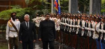 REGIÓN – Cuba | En su primer fin de semana como Presidente, Miguel Díaz Canel ratificó el rumbo socialista de Cuba.
