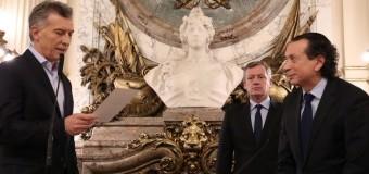 ECONOMÍA – Régimen   El Ministro de Producción vaticina meses dificilísimos.