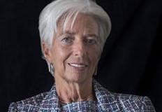 ECONOMÍA – Régimen | Lagarde promete el apoyo del FMI al régimen macrista.