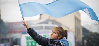 POLÍTICA – Régimen | Multitudinaria marcha en la CABA contra el Gobierno y el FMI.