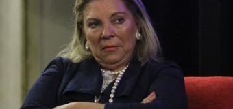 CORRUPCIÓN – Régimen | Carrió salió a presionar a Gobernadores. Empezó por Córdoba.
