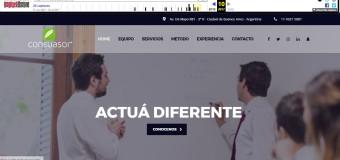 CORRUPCIÓN – Régimen   La Consultora del pago ilegal de Laura Alonso desactivó su sitio web.