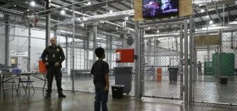 DERECHOS HUMANOS – Mundo   Estados Unidos separa a los niños de sus padres inmigrantes.