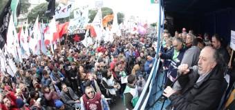 CORRUPCIÓN – Régimen | Marchas en todo el país en contra del acuerdo entre Macri y el FMI.