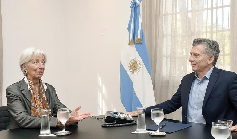 Macri y Lagarde dejarán a los jubilados sin dinero.