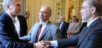 DERECHA – Régimen   El Senador Pichetto dijo que el gobierno de Menem fue bueno.