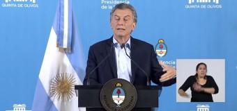 EDITORIAL – Régimen | Macri ofreció más sudor y lágrimas.