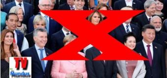 MUNDO – Régimen   Dudan que Argentina pueda recibir la Cumbre del G-20.