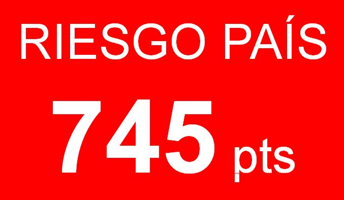 RiesgoPaís_745