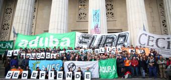 EDUCACIÓN – Régimen | Termina agosto y por la desidia de Macri todavía no empezó el 2do cuatrimestre en las universidades.