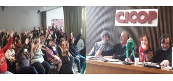 SALUD – Régimen   Contundente paro de los trabajadores de la salud bonaerense ante políticas de Vidal.