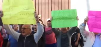 POLÍTICA – Régimen   Por cómplice del régimen repudian a Miguel Ángel Pichetto en Quilmes.