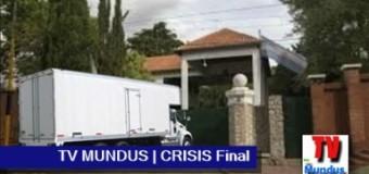 TV MUNDUS – Noticias 259 | Crisis económica final en Argentina