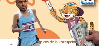 CORRUPCIÓN – Régimen | Los Juegos Olímpicos de la corrupción se hicieron en Buenos Aires.