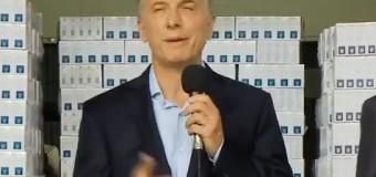 CORRUPCIÓN – Régimen | Macri admite favoritismo en la compra de medicamentos y la gente le pegó duro.
