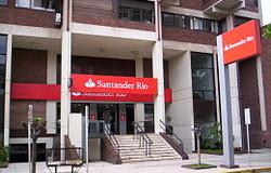 CORRUPCIÓN – Régimen | Fuertes rumores sobre la inestabilidad del Banco Santander Río.