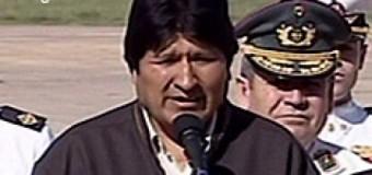 REGIÓN – Bolivia | Revelan que los golpistas bolivianos quisieron derribar el avión en que se refugió Evo Morales.