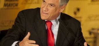 REGIÓN – Chile | El pinochetista Sebastián Piñera sucede nuevamente a la derechista Michelle Bachellet.