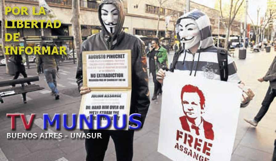 Julián Assange sigue siendo rehén de los intereses de Estados Unidos.