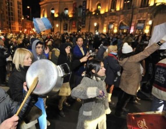 Los nazis pidieron la cárcel para la peronista Cristina Fernández.