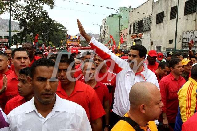 Maduro_23denero_TELAM_01
