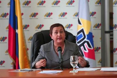 Venezuela_CNE_TibisayLucena_Telesur
