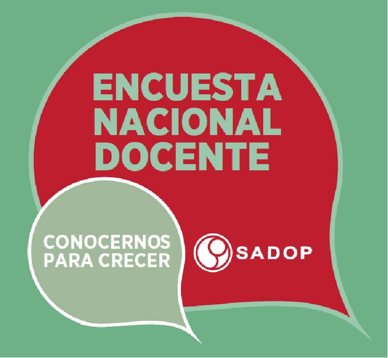 SADOP_EncuestaDocente