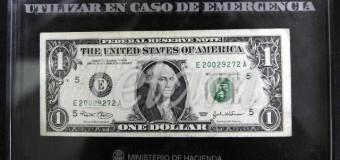 ECONOMÍA – Régimen | El dólar a $ 34,50. Macri inestable.