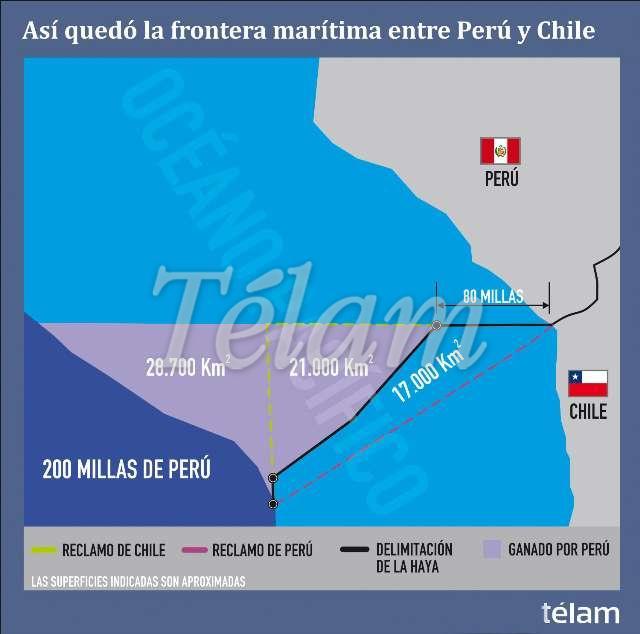 Peru_Chile_fallolimitrofe_2014_TELAM