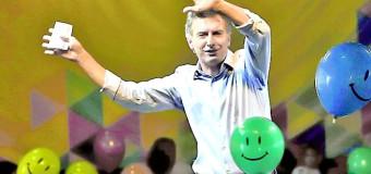 ELECCIONES – Régimen | Macri quiere celebrar a pesar de la tragedia de Maldonado.