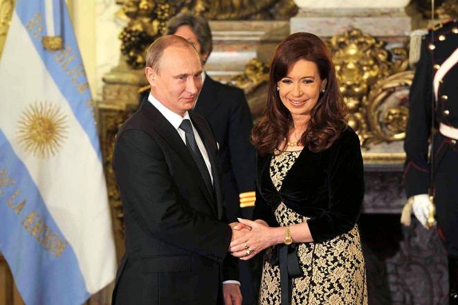 Cristina_Putin_2014_TELAM_01