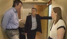 BUENOS AIRES – Régimen | Vidal quiere despegarse de Macri y adelantaría las elecciones.