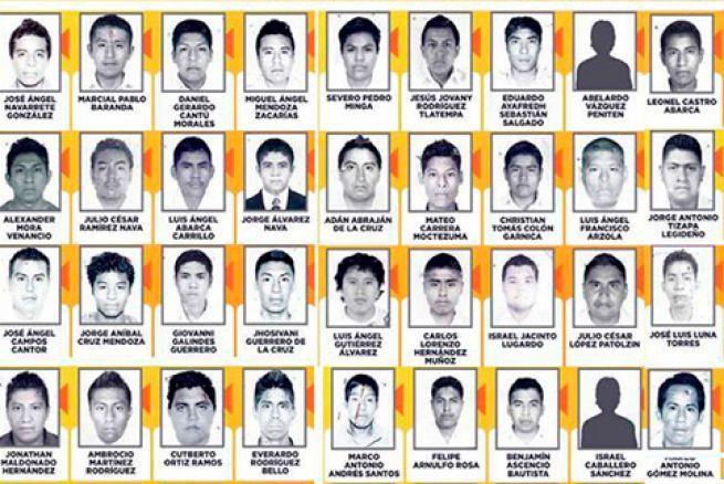 Mexico_MasacreIguala_Desaparecidos